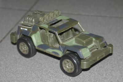 about 1/32 army buggy toy car  New Ray  13x5 cm plastic
