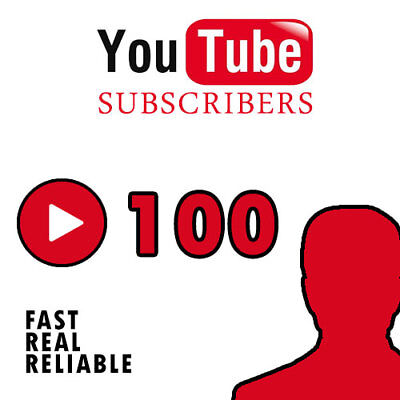 Youtube Subscriber 100 REAL and SAFE | Subs