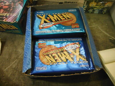 (7) Sealed Packs - Skybox Marvel Comics X-men Series II Trading cards ~ New