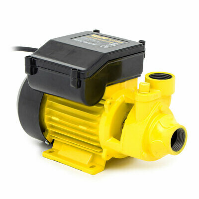Wolf 25mm 370w 1HP Peripheral Centrifugal Water Pump Tank Garden Home Pond Farm