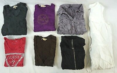 Lot Of 9 Womens Sz M Tops T Shirts Blouse Joujou Lds Old Navy Banana Republic The Latest Fashion Mixed Items & Lots