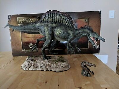 Sideshow Collectibles - Dinosauria - Spinosaurus Maqueete - Exclusive 41/150