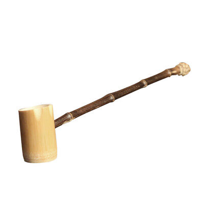 Japanese Bamboo Water Dipper Ladle Light Traditional Tea Suana Ladle #1