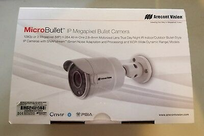 ARECONT VISION AV3125IR IP CAMERA WINDOWS DRIVER