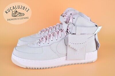 outlet store b124c dd356 Nike Air Force 1 High SL Lux Easter Pearl Pink 919473-600