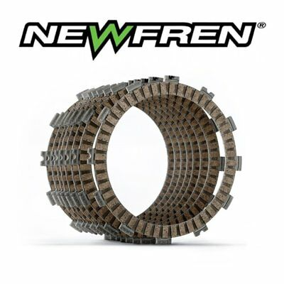 NewFren Racing Clutch Kit KTM 525 SX 2006 Fibres