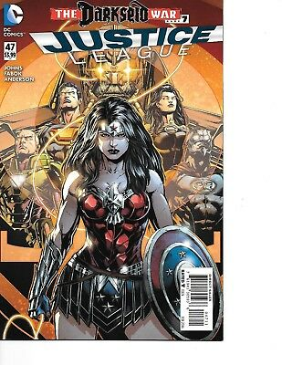 Justice League #47 DC The New 52 NM