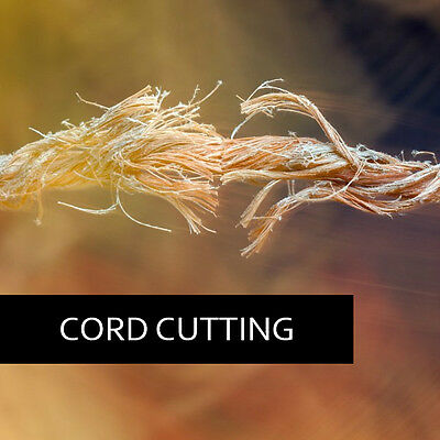 Cord Cutting Spell & Crystal Programmed- Cut Ties To All That Do Not Serve You!