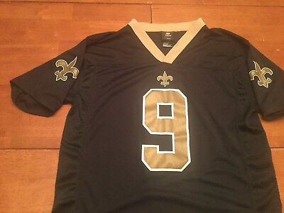 ... australia nfl 9 drew brees new orleans saints jersey size adult small  or youth large 66242 f7a7630f6