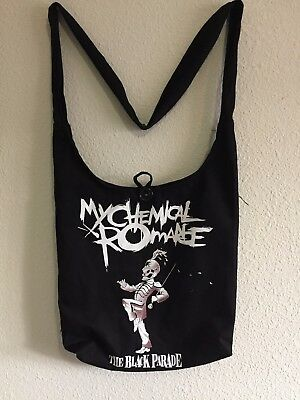 New My Chemical Romance The Black Parade tote bag - shoulder purse punk emo goth