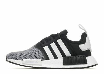 d34573926 ADIDAS NMD R1 Black White Mesh Size 11.5. BB6191 yeezy ultra boost ...