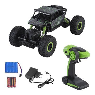 1:18 RC Ferngesteuertes Auto Monstertruck Truck Elektro Off-Road Buggy 2,4GHz BE