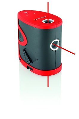 NEW Leica P3 LINO Self-Leveling 3-Point Dot Level Laser vertical