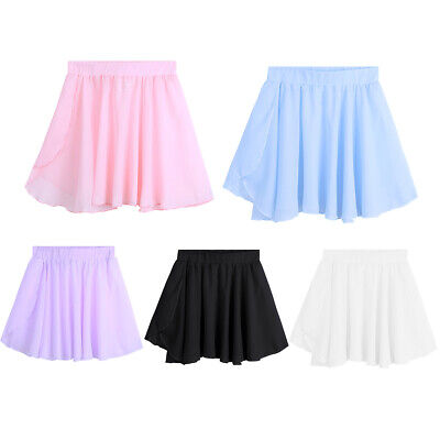Kids Baby Girl Gymnastic Dancing Ballet Skirt Tutu Dress Party Dancewear Costume