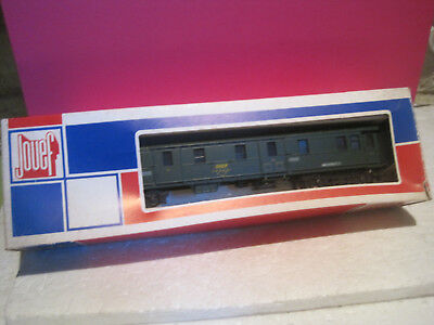 Jouef Ho 5123 Wagon Fourgon Bagages Sncf Neuf En Boite