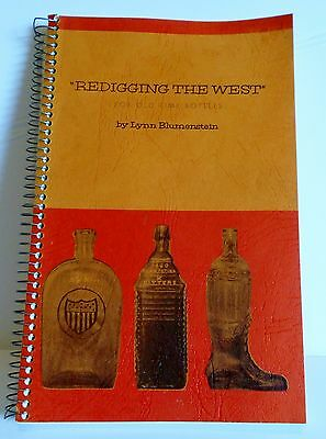 Redigging the West for Old Time Bottles; Treasure Hunting by Lynn Blumenstein