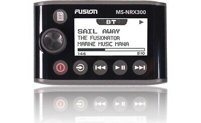 Fusion MS-NRX300 NMEA 2000 Wired Remote Control Waterproof UD 650 750 AV 650 750