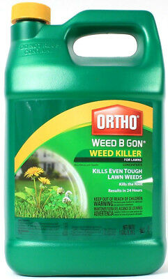 Ortho Weed B Gon Weed Killer For Lawns Concentrate Results In 24 Hours 1 Gallon