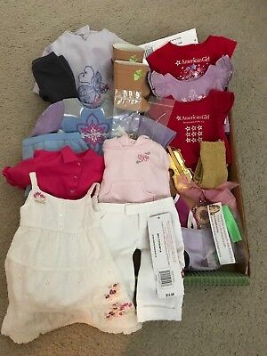 American Girl Doll Clothes and Accessories, Mia, Gwen, MyAG, JLY