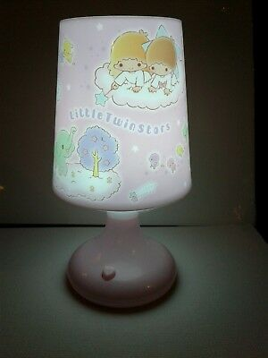 Sanrio Little Twin Stars LED Desk Lamp