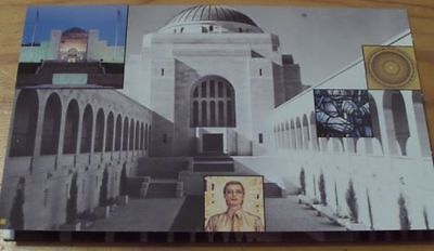 1991 Australian Post office Pack - Those who served - 3 MNH stamps