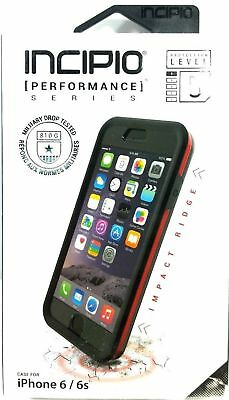 Incipio Performance Series Case Level 5 Hard Case with Holster for iPhone 6s 6
