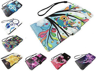 For ZTE Maven 3 Z835 / Overture 3 / Prelude + Z851 Wallet Pouch Phone Cover Case