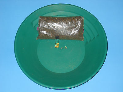 Gold Pay Dirt Concentrates 7.5 Lbs / Nuggets Pickers Flakes / Prospecting Mining