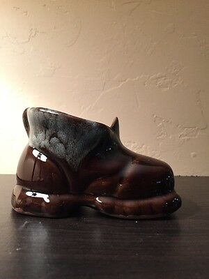 Blue Mountain Pottery Boot