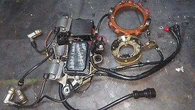 85hp 90hp Yamaha outboard cdi / power pack, stator 688-85540-26-00 complete loom
