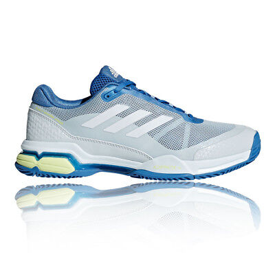 buy online b4477 edc16 adidas Mens Barricade Club Tennis Shoes Blue White Sports Breathable  Lightweight