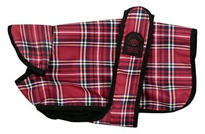 Outhwaite un-lined tartán Belly Dog Coat,,