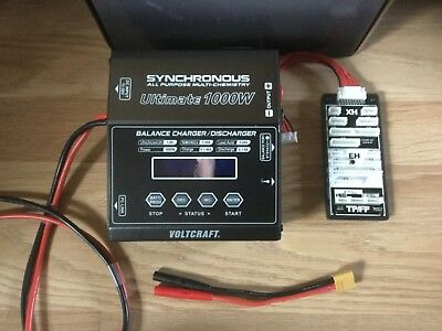 SYNCHRONOUS RC Ultimate 1000W Balance Charger