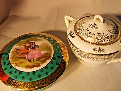 Two Beautiful Limoges Trinket Boxes