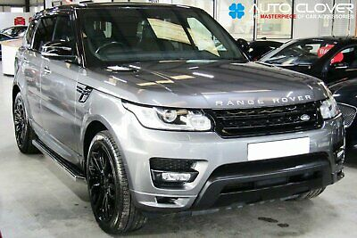 For Land Rover Range Rover Sport 2013+ Wind Deflectors Set (6 pieces)