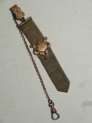 Classic 19th Century Watch Fob, Very Cool Antique Collectible, Unique  0110-05