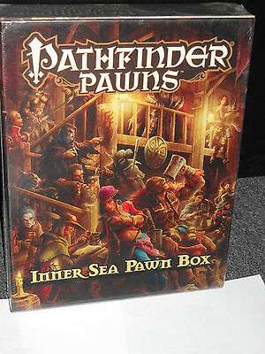 Pathfinder Pawns: Inner Sea Box Paizo Publishing PZO1013 MISB New 3.5 RPG