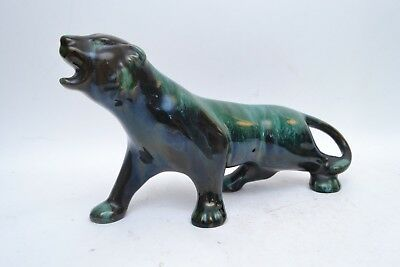 Fabulous vintage Blue Mountain Pottery Large Panther