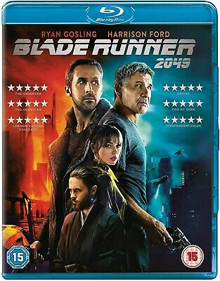 Blade Runner 2049 (with Digital Download) [Blu-ray]