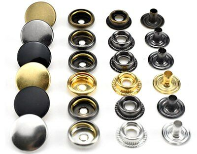 Heavy duty Rivet Poppers Snap Fasteners Press Sewing Leather Craft Buttons