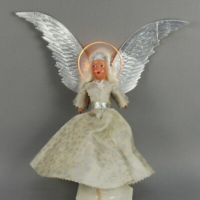 Antique Halo Angel Tree Topper!