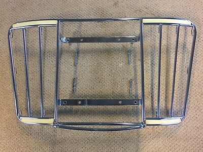 Porsche 356 Leitz Luggage Rack 63 - 65 with Mounting Bolts