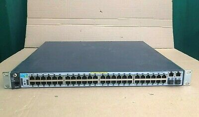 HP PROCURVE SWITCH 2510-48 J9020A 48 Port 10\100 Managed L2