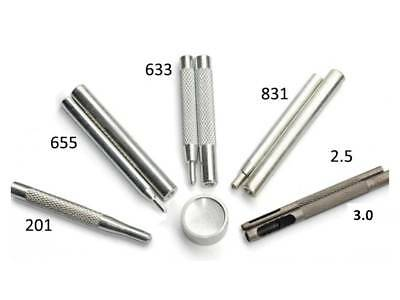 Die Punch Tool Set Rivets/Popper Snap Fasteners Press Studs Button