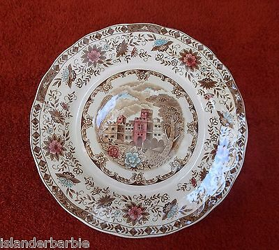 """Style House Ironstone Manor Vista 12"""" Vintage Serving Plate Made in Japan"""