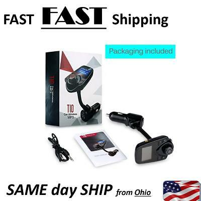 Car Wireless Bluetooth Adapter  - Hand Free Calling -- High Quality Sound