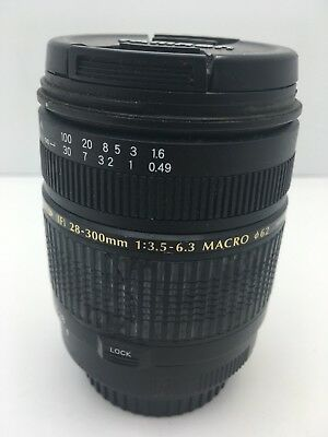 Tamron 28-300mm f/3.5-6.3 AF XR LD IF ASPHERICAL MACRO for Canon