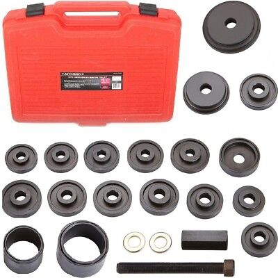 23x FWD Car Front Wheel Drive Bearing Press Removal Adapter Puller Pulley Tool