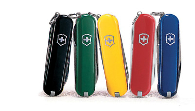 Victorinox Classic Sd Swiss Army Knife Pocket Keychain Small Mini Miniature Tiny