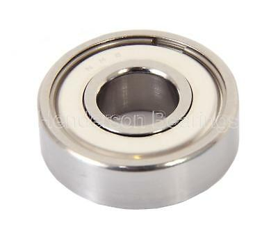 KLNJ1/2ZZ aka R8ZZ, EE4ZZ, Ball Bearing Deep Groove Shielded NMB 1/2x1-1/8x5/16""